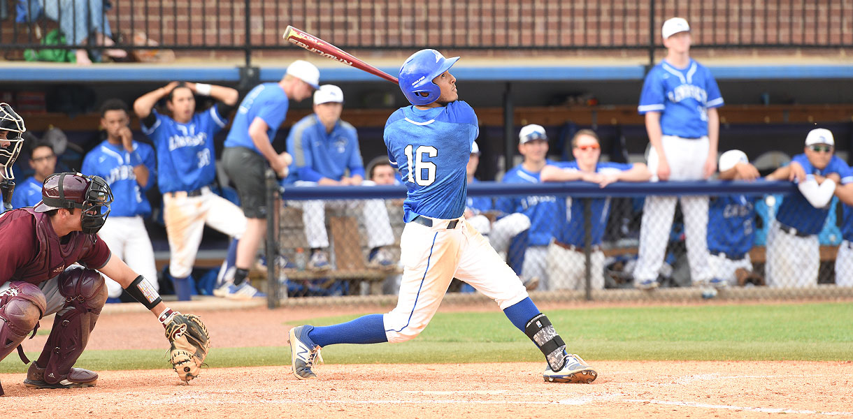 Photo for Baseball sweeps Cumberland on Friday 6-4, 8-1