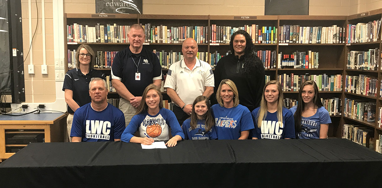 Photo for Women's Basketball inks Monroe County product Reagan Turner for 2017-18