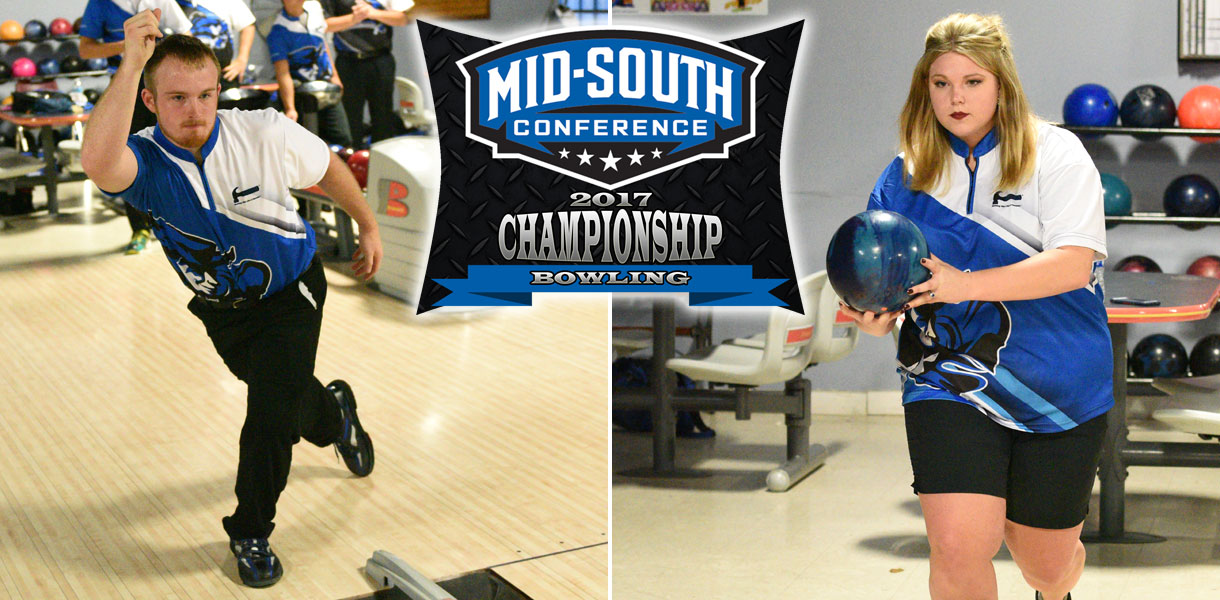 Photo for Men's and Women's Bowling set to compete at MSC Championships Friday-Sunday