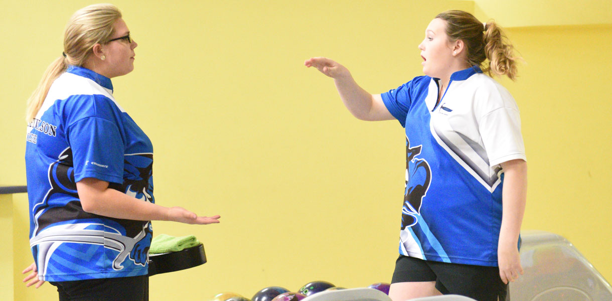 Photo for Women's Bowling competes today at Mid-South Conference Championship