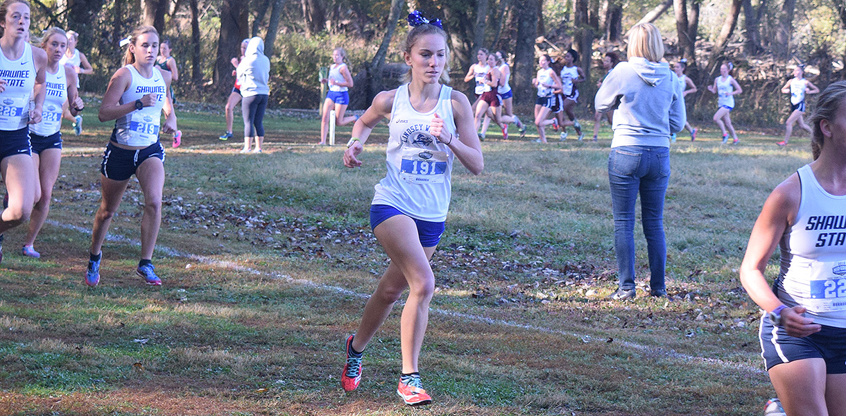 Photo for Women's Cross Country picked fourth in Mid-South Conference Preseason Poll