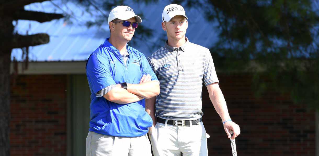 Photo for Men's Golf slips to No. 22 in latest NAIA Coaches' Top 25 Poll