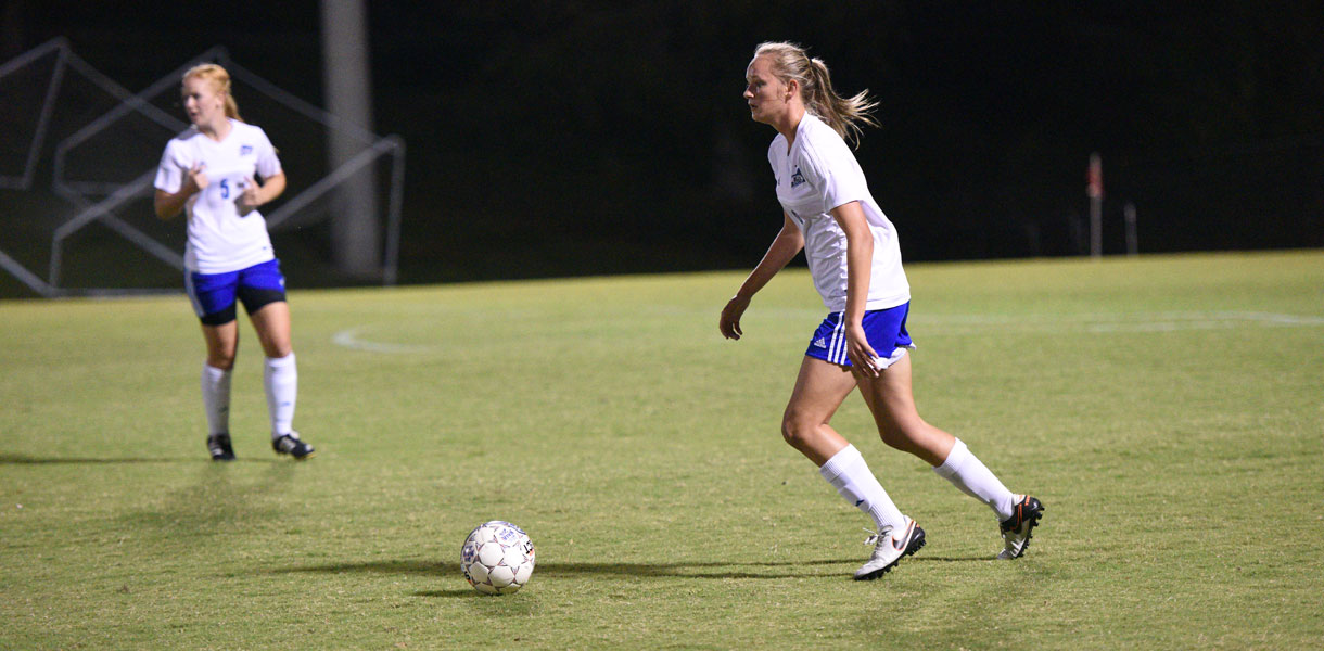 Photo for Women's Soccer falls in penalty kicks to Columbia at NAIA National Tournament