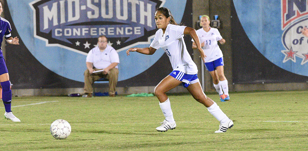 Photo for Women's Soccer tabbed the Mid-South Conference favorite in 2017