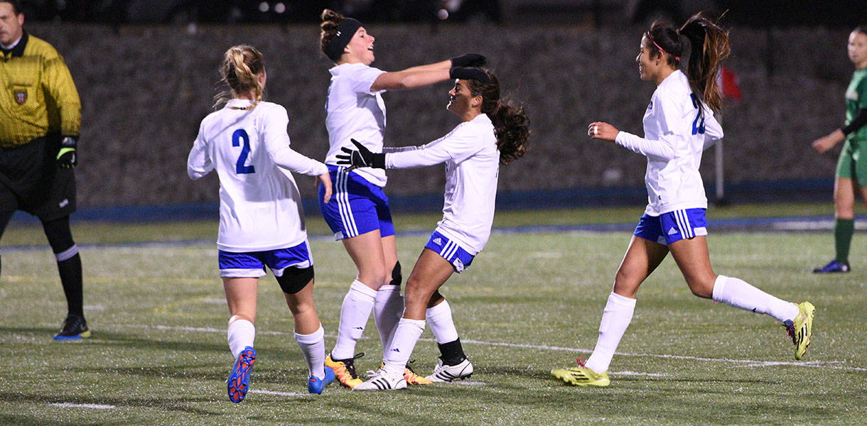 Photo for No. 2-seeded Women's Soccer defeats Point Park 3-0 in NAIA National Championship Opening Round