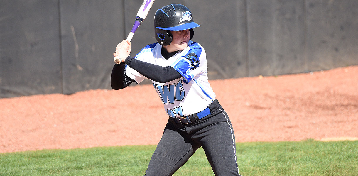 Photo for Softball sweeps MSC doubleheader at Georgetown on Friday