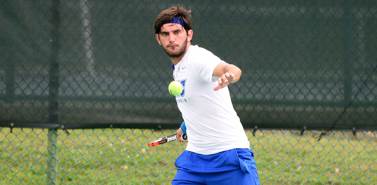 Photo for Men's Tennis ranked No. 6 in NAIA Postseason Coaches' Poll