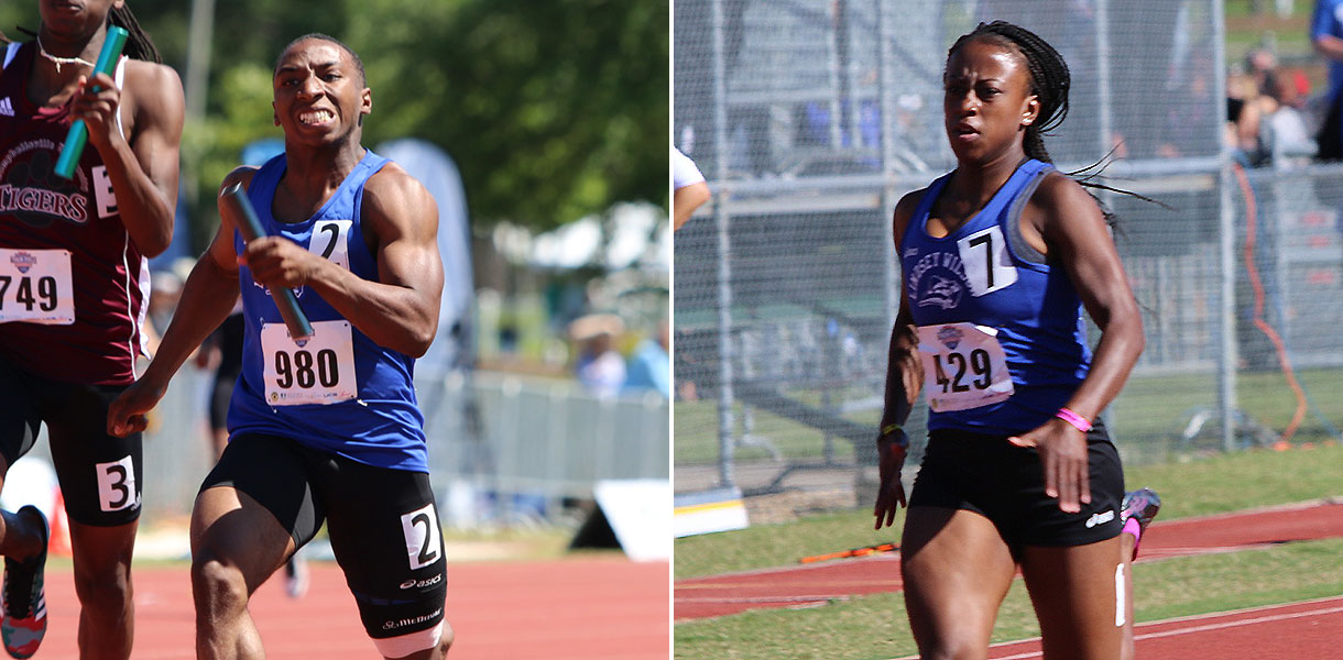 Photo for Track & Field qualifies for three finals on first day of NAIA National Championships