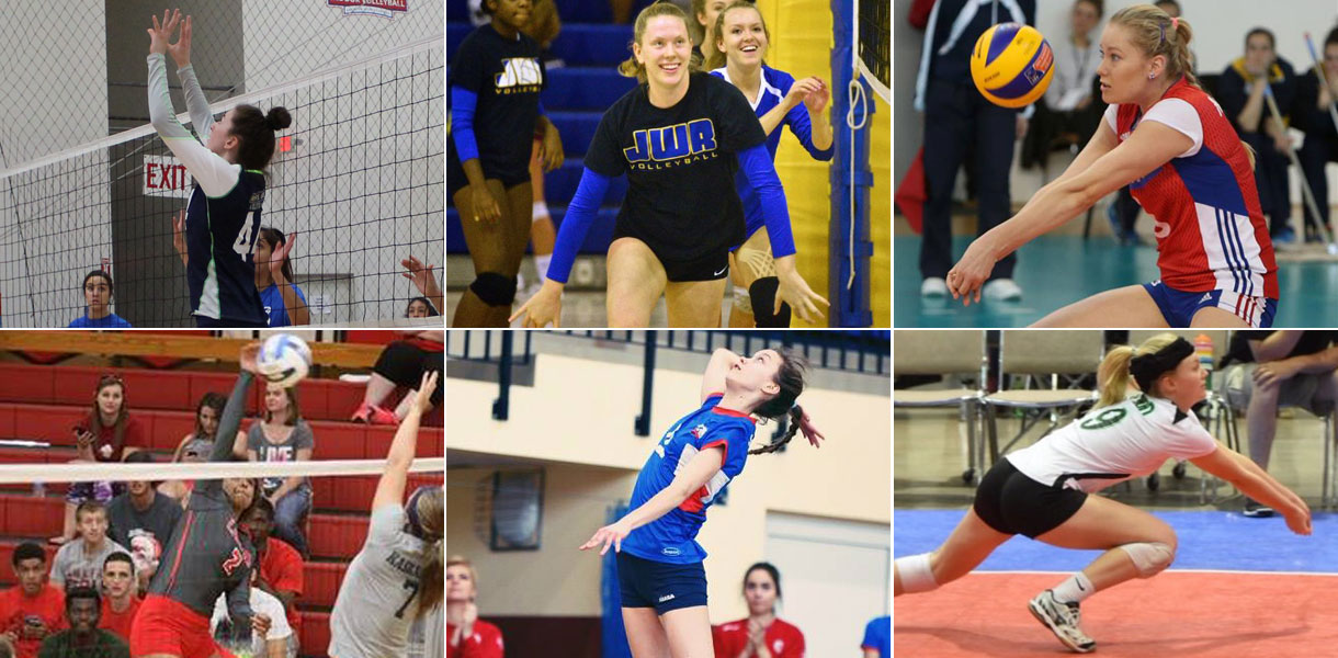 Photo for Volleyball adds six student-athletes for 2017 season