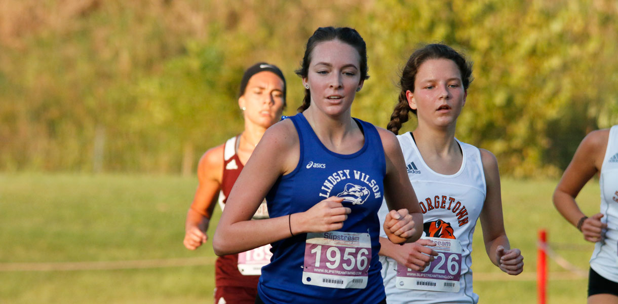 Photo for Cornette leads Women's Cross Country at Fast Cats Invite