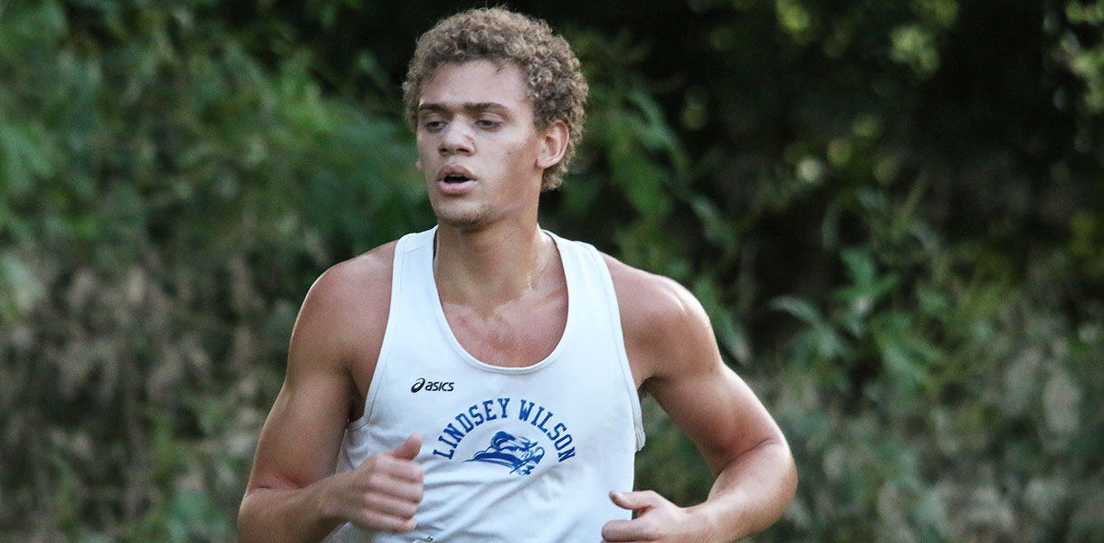 Photo for Men's Cross Country finishes ninth at Fast Cats Invite