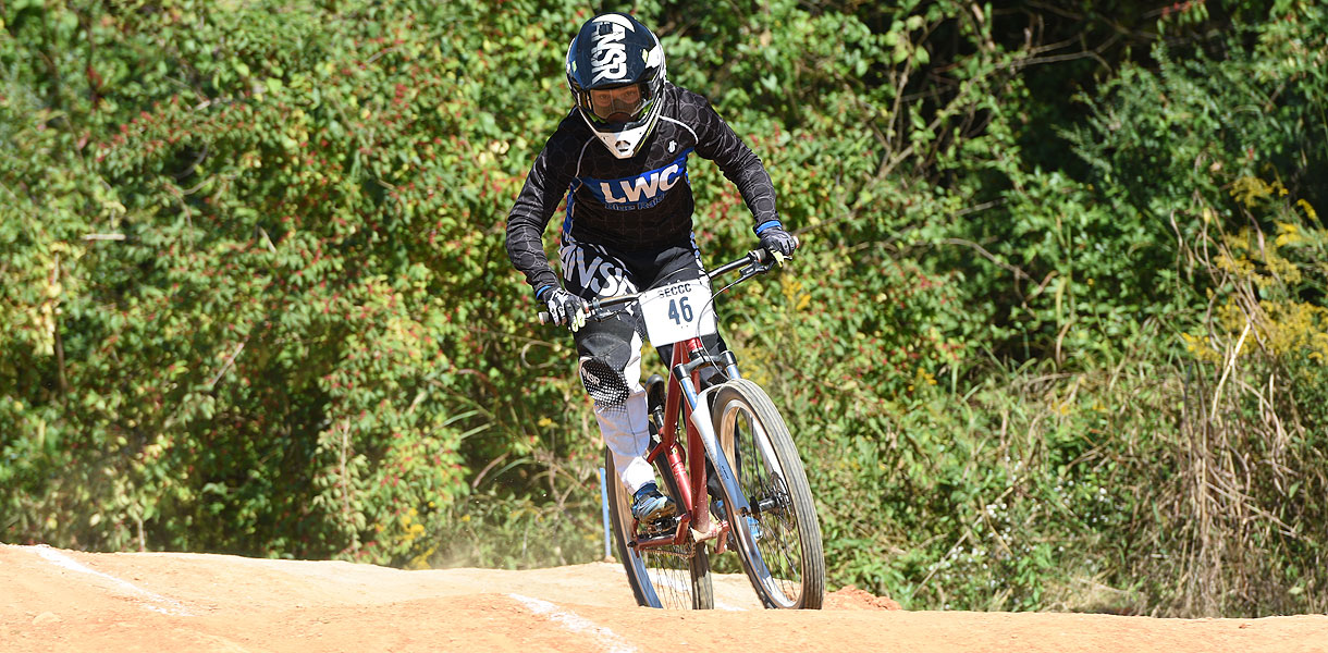 Photo for Cycling's Swanguen and Beeman win races at SECCC Championships