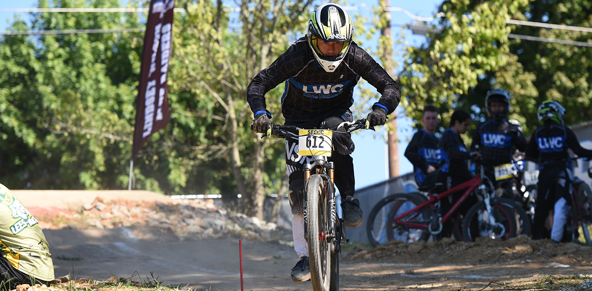 Photo for Cycling set to compete at 2017 Collegiate Mountain Bike National Championships