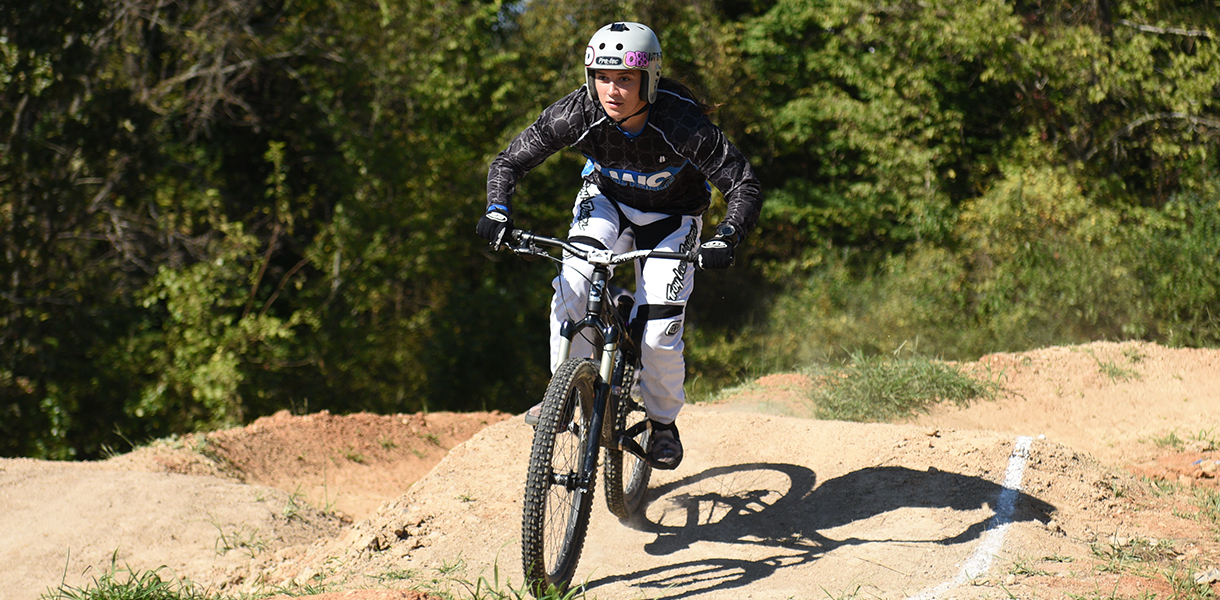 Photo for Cycling hosts Lindsey Wilson College 2017 Mountain Bike Weekend
