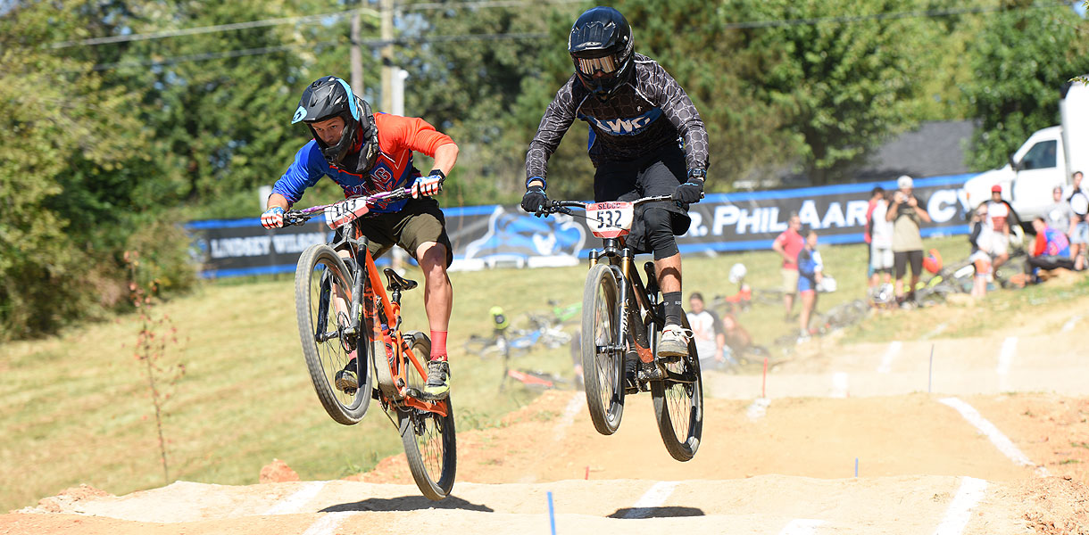 Photo for Cycling collects six wins at home Mountain Bike Race