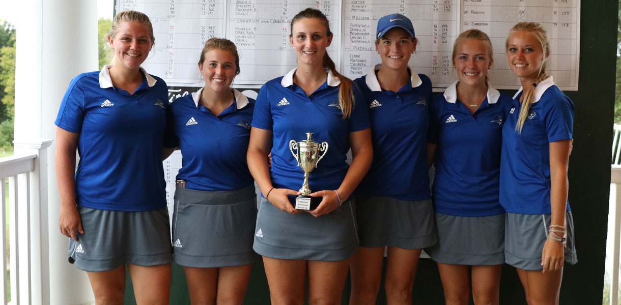 Photo for Women's Golf finishes second at Mid-South Conference Fall Tournament