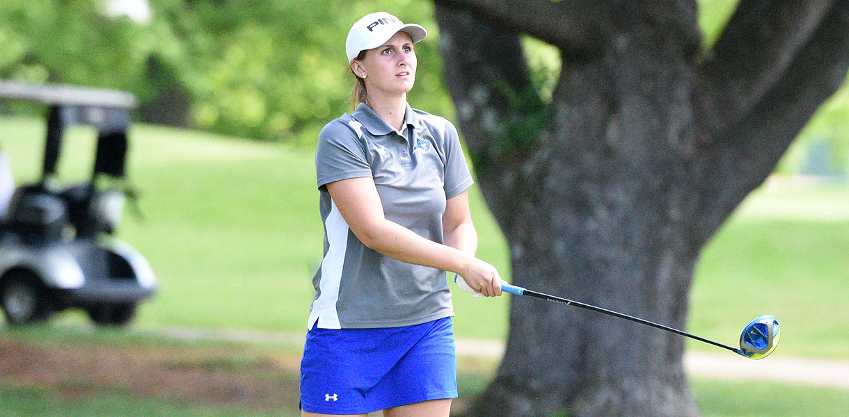 Photo for Women's Golf captures third place at Carey Collegiate Classic