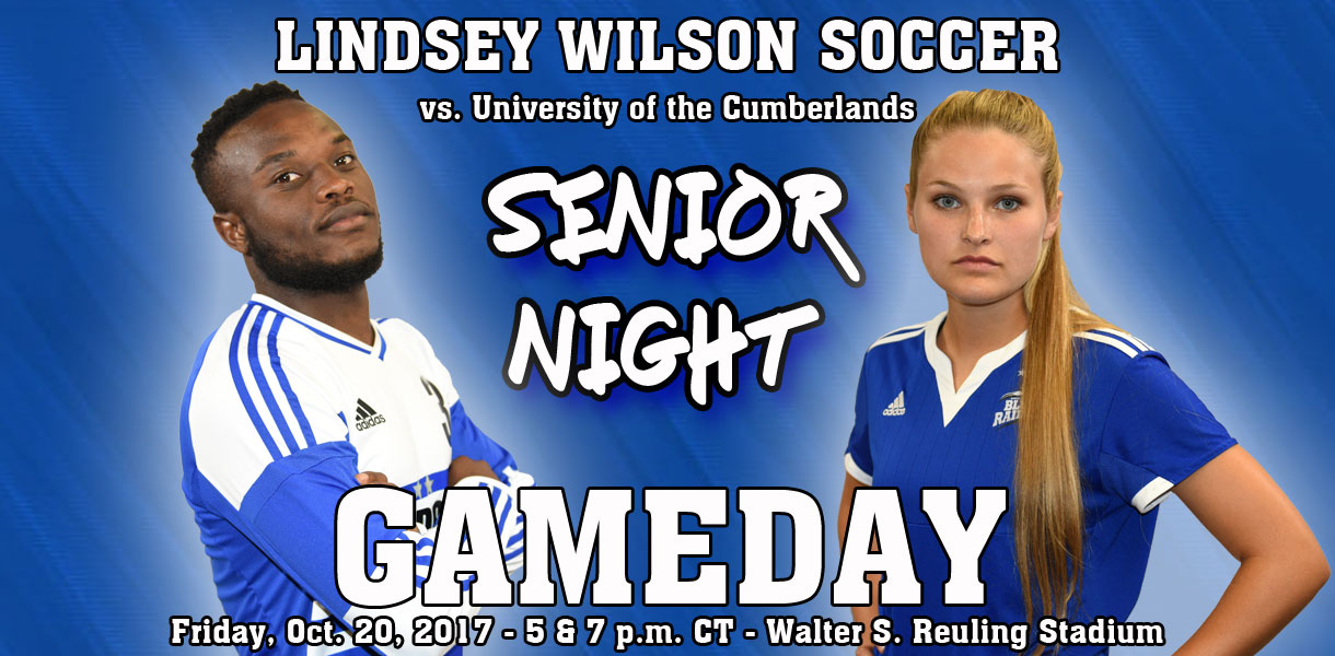 Photo for Men's and Women's Soccer host Cumberlands Friday on Senior Night
