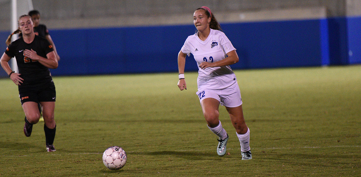 Photo for Women's Soccer falls one spots to No. 23 in NAIA Coaches' Top-25 Poll